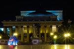 Ночной Новосибирск