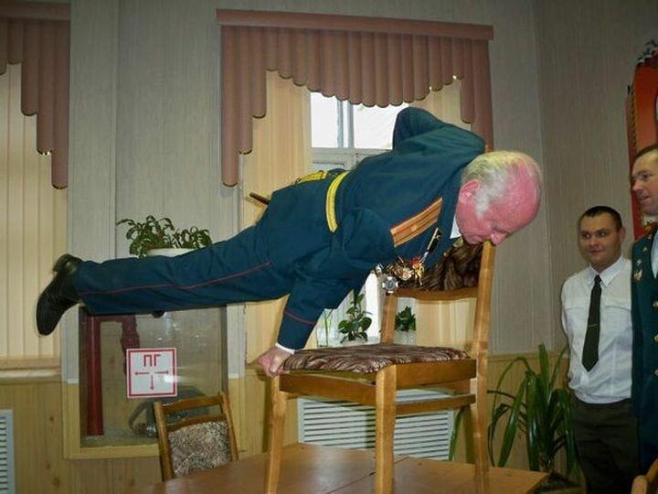 Ветерану 85 лет!