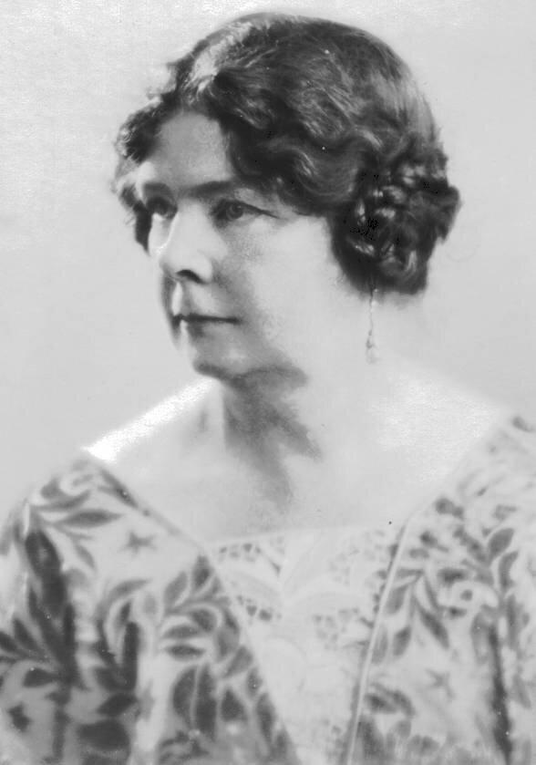 1930. Кэтлин Уайт