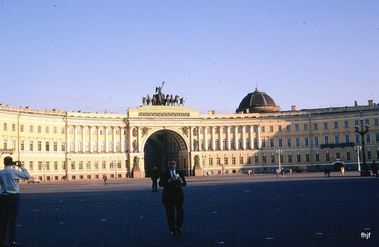 Triumphal Arch Palace Square