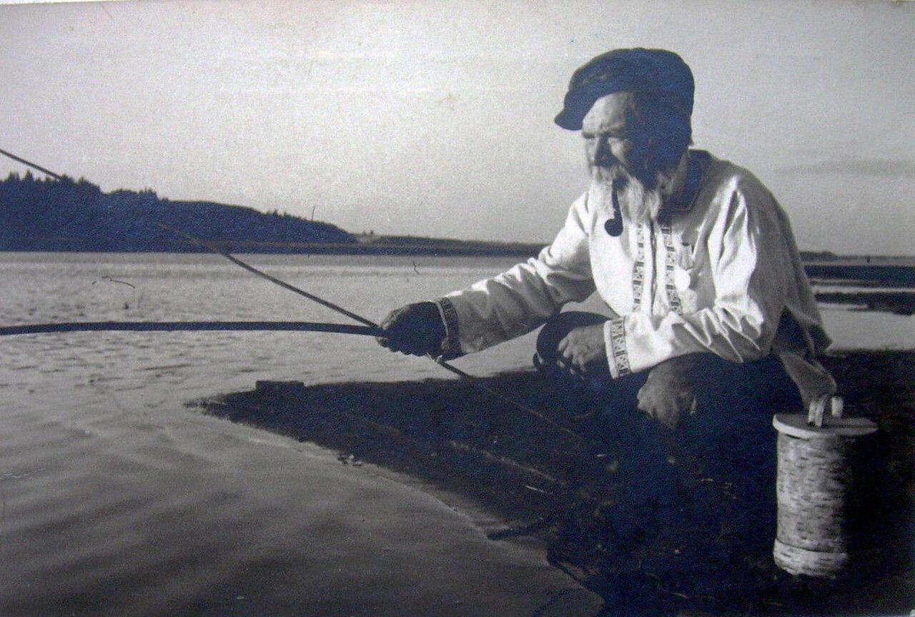 1954. Рыболов
