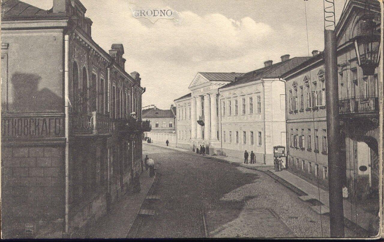 Улица Ожешко