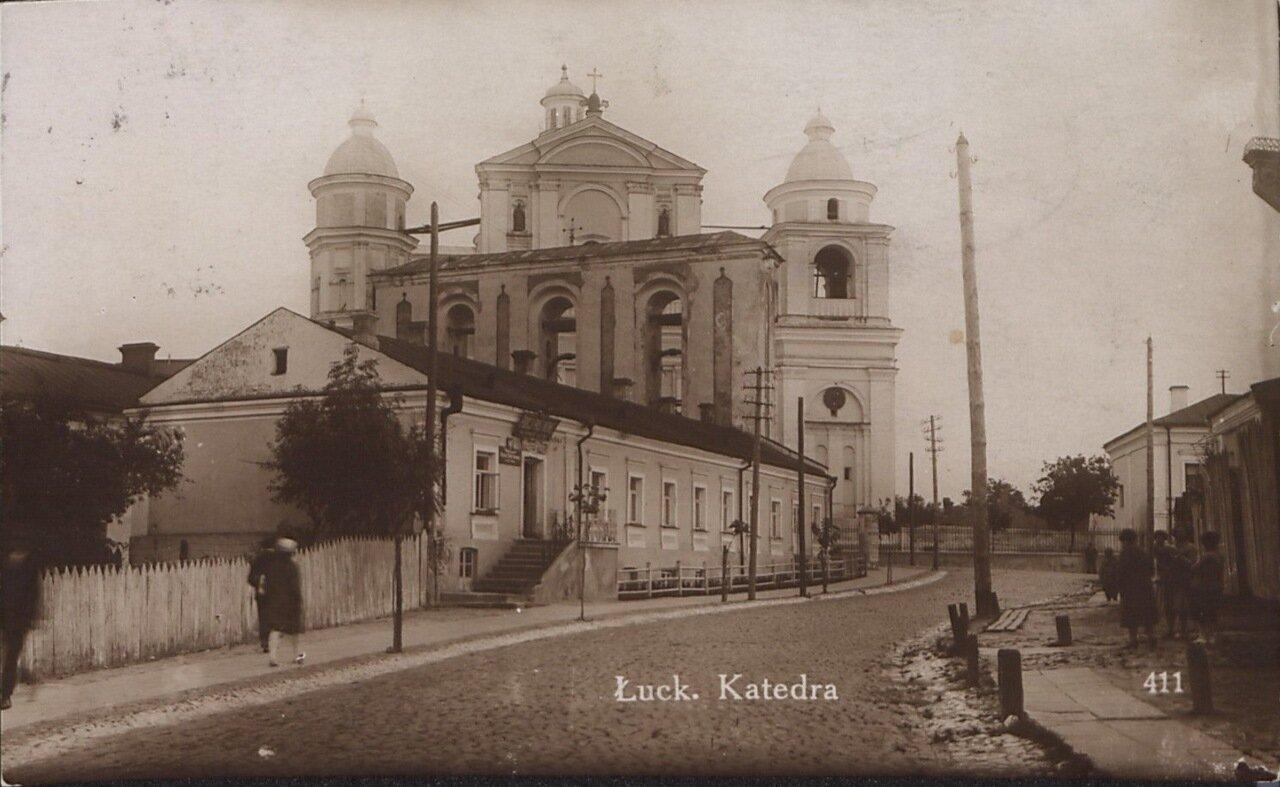 Собор. 1915.
