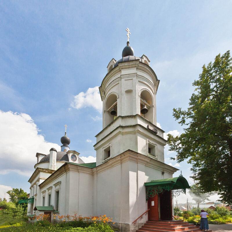 Троицкая церковь в Остафьево