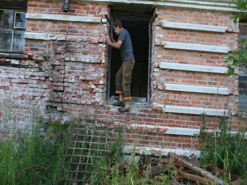 Соловецкая тюрьма на турбазе хутора Варяжский