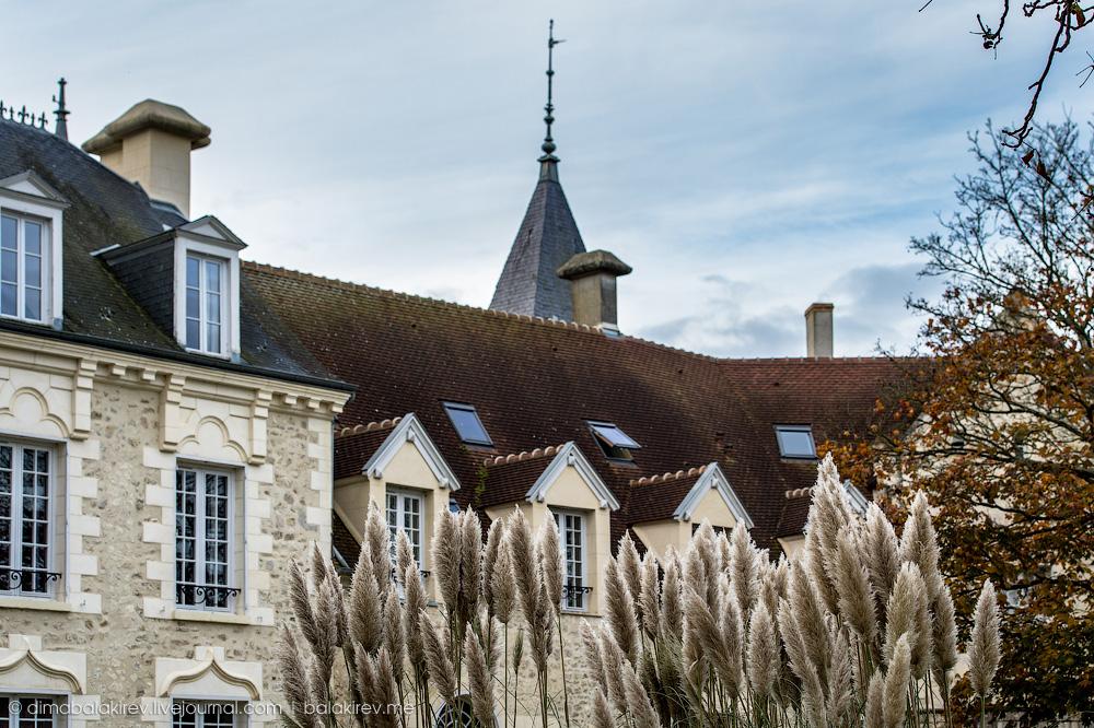 Замок-отель Le Château de Fère