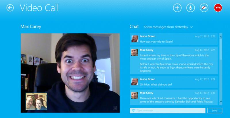 В Skype появилась возможность общаться с абонентами WhatsApp