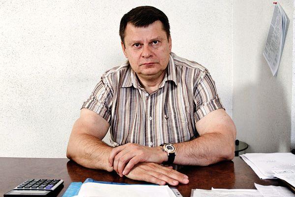 Морозов Валерий Павлович