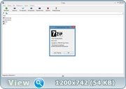 Архиватор - 7-Zip 9.36 Beta