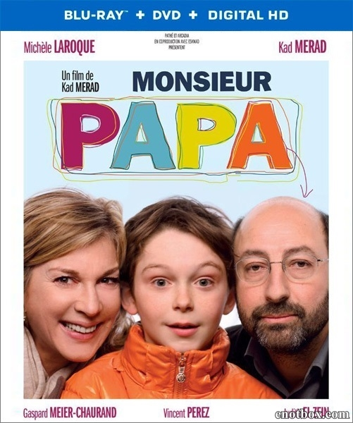 Месье Папа / Monsieur Papa (2011/BDRip/HDRip)