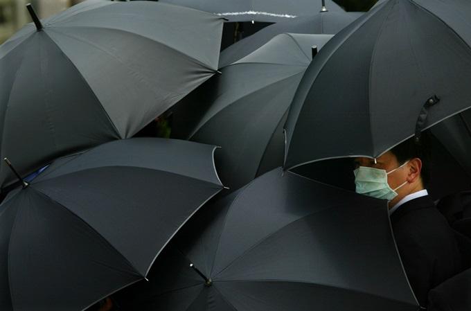 Самые известные фотографии Reuters за 30 лет