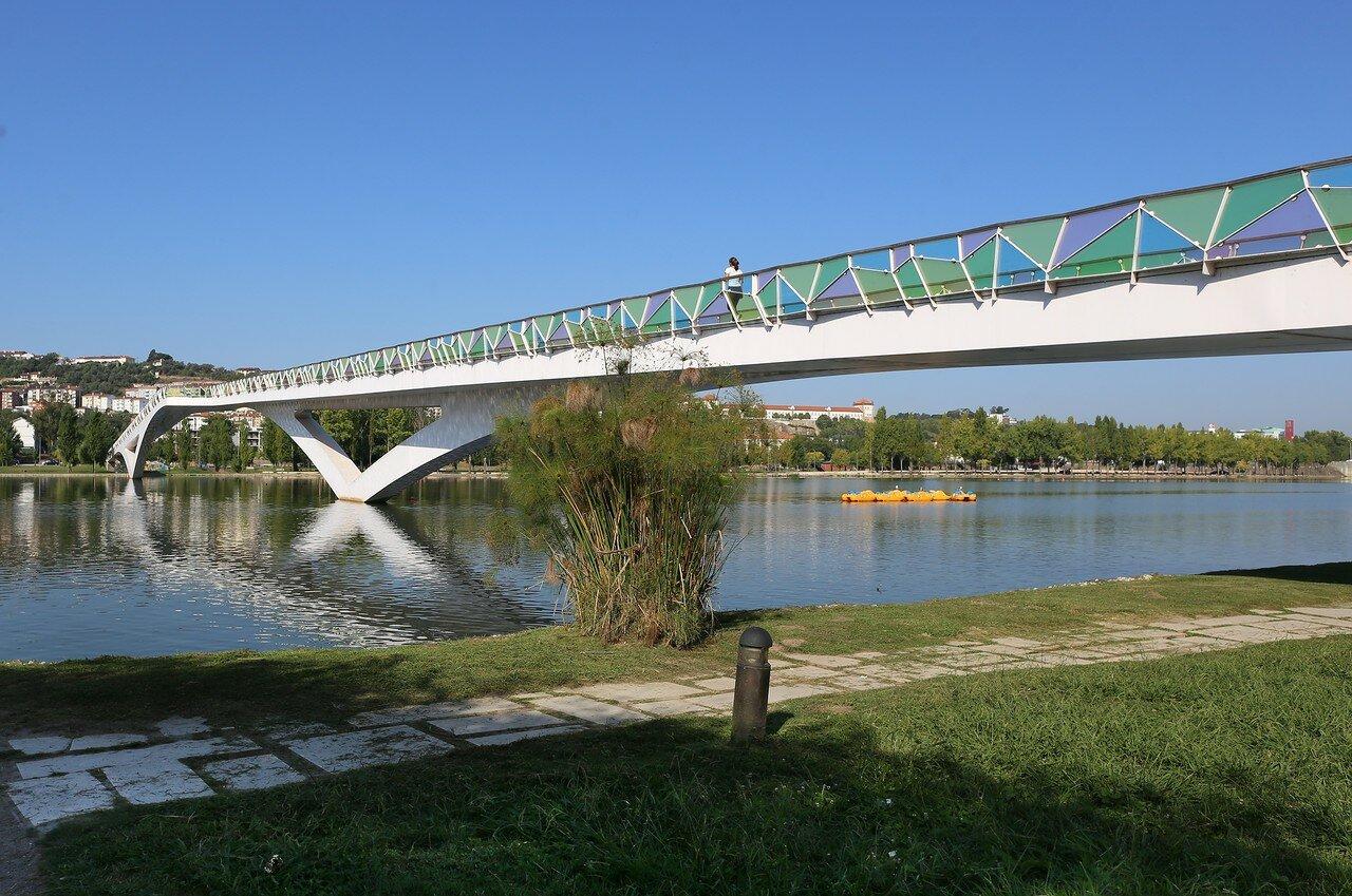 Коимбра. Парк Мондегу (Parque do Mondego)