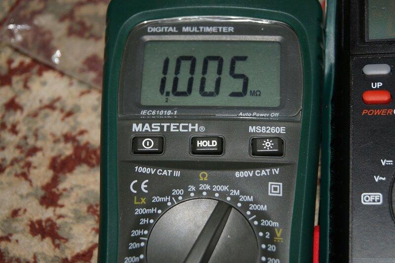 EachBuyer: Мультиметр Mastech MS8260E