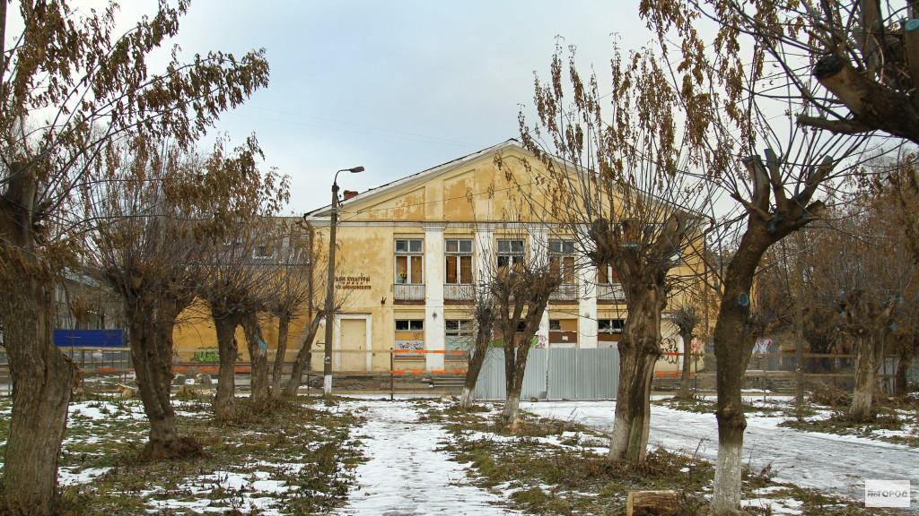 Заброшенный ДК им. Циолковского