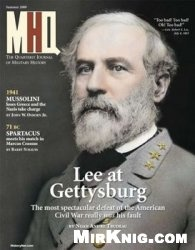 Журнал MHQ: The Quarterly Journal of Military History Vol.21 No.4 (2009-Summer)