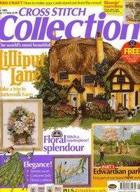 Журнал Cross Stitch Collection №117 (май) 2005