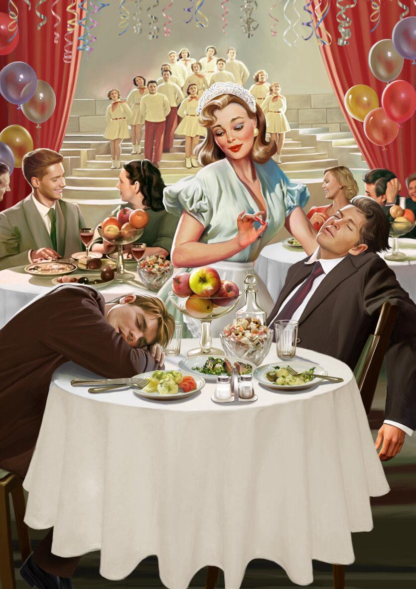 Иллюстрации Натальи Ершовой