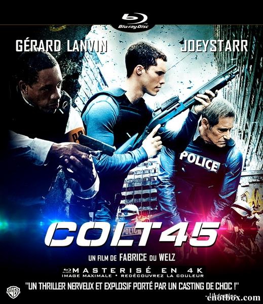 Кольт 45 / Colt 45 (2014/BDRip/HDRip)