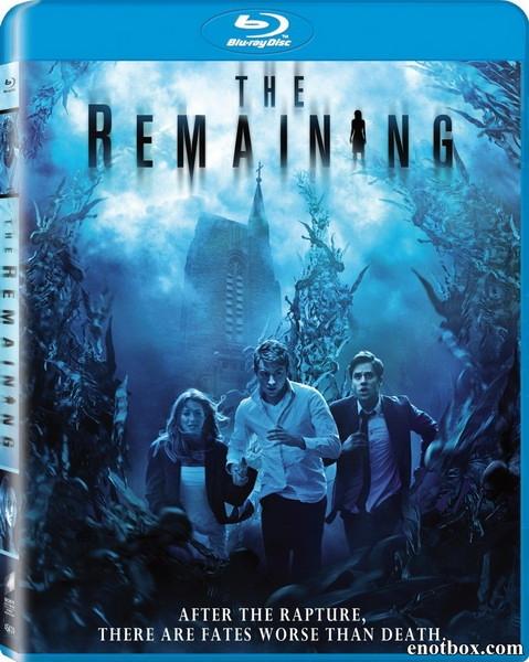 Оставшиеся / The Remaining (2014/BDRip/HDRip)