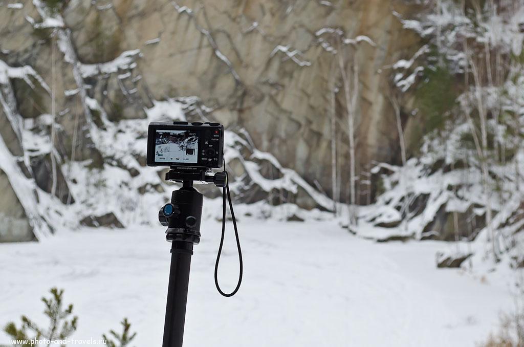 Фото 7. Как снимает продвинутая мыльница Sony Cyber-shot DSC-HX50 в сравнении с зеркалкой Nikon D5100? Читайте в специальном обзоре с примерами фотографий.