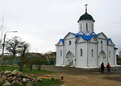 Церковь Успения Пресвятой Богородицы в Клину