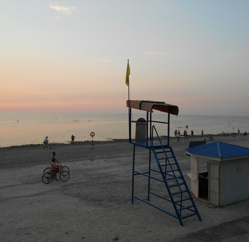 У моря, вечер, август ... DSCN0011.JPG