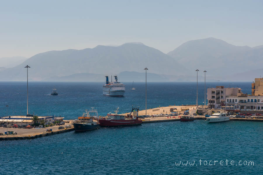 Порт Агиос Николаос