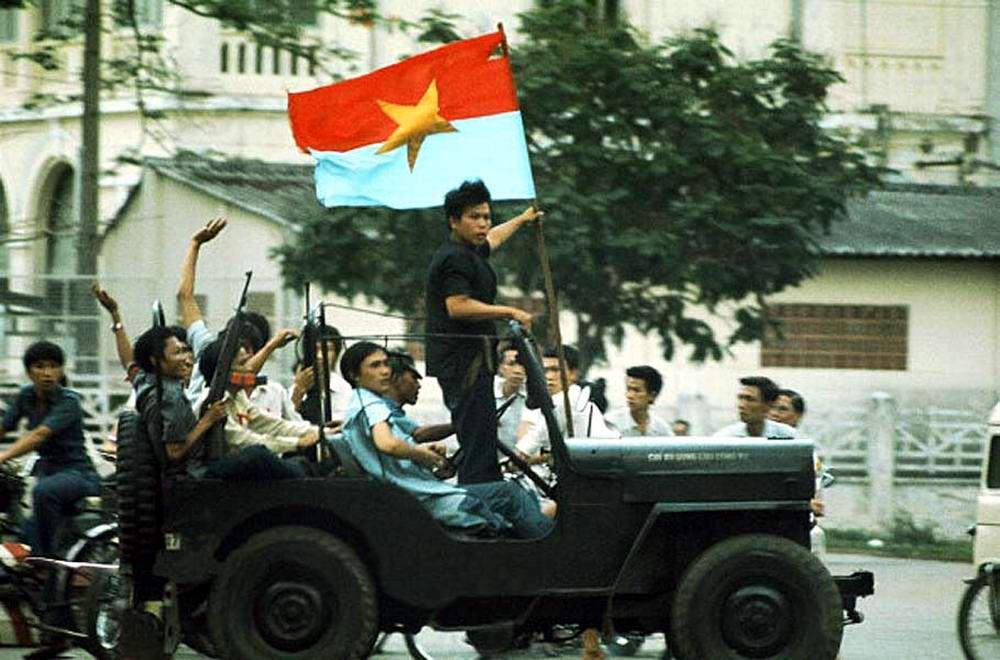Освобождение Сайгона: как это было! К 40-летию со Дня Победы Вьетнама (США) (36)