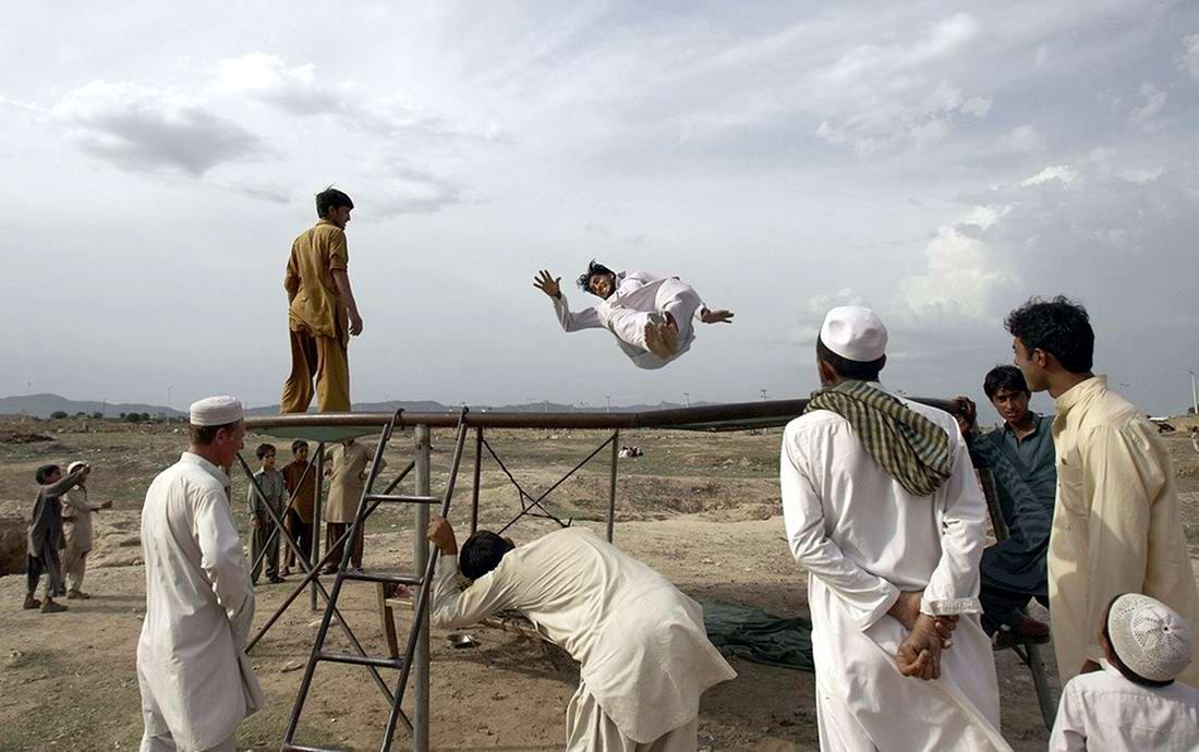 Парки развлечений для бедняков: Пакистанские Диснейленды (3)