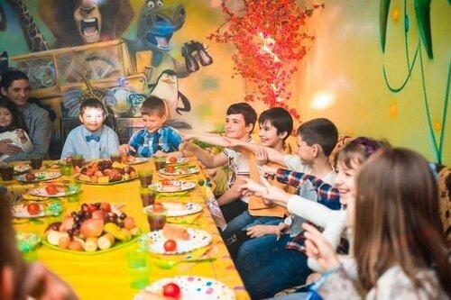 Детский праздник кафе петербург веселые аниматоры Улица Авиаконструктора Миля