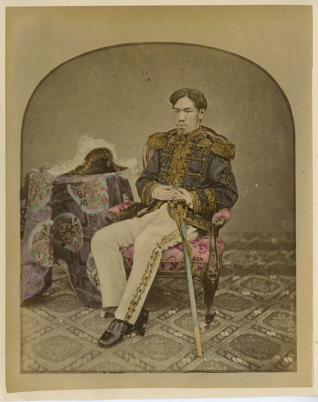 Император Мэйдзи
