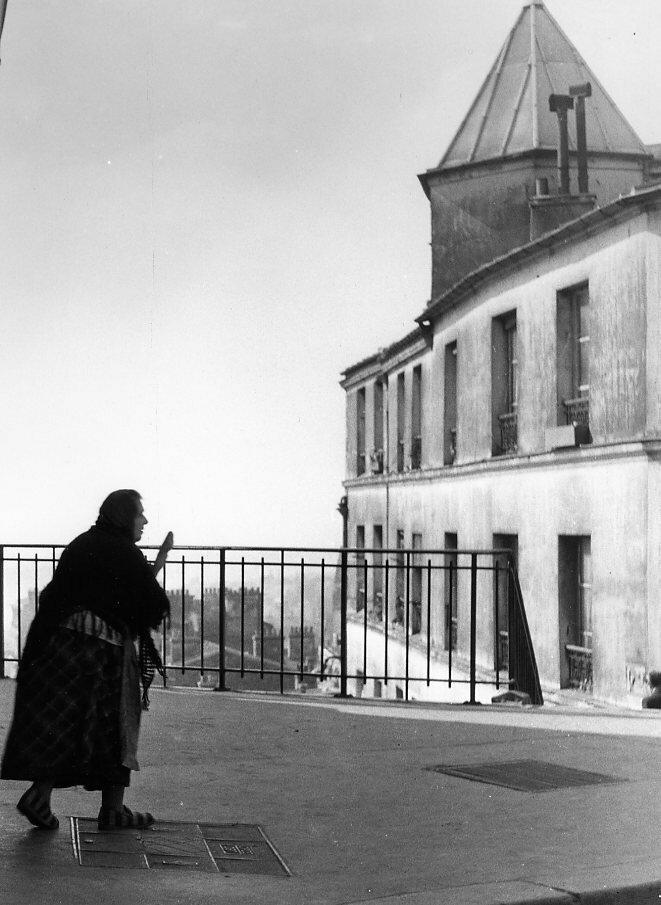 1953. Тапочки консьержа в Беллью