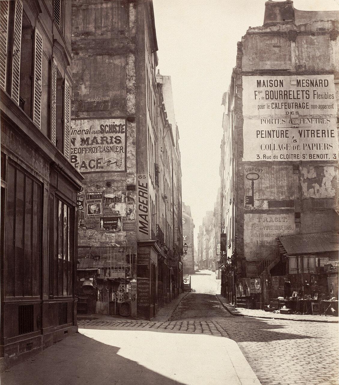 Рю Сен-Жак. 1865
