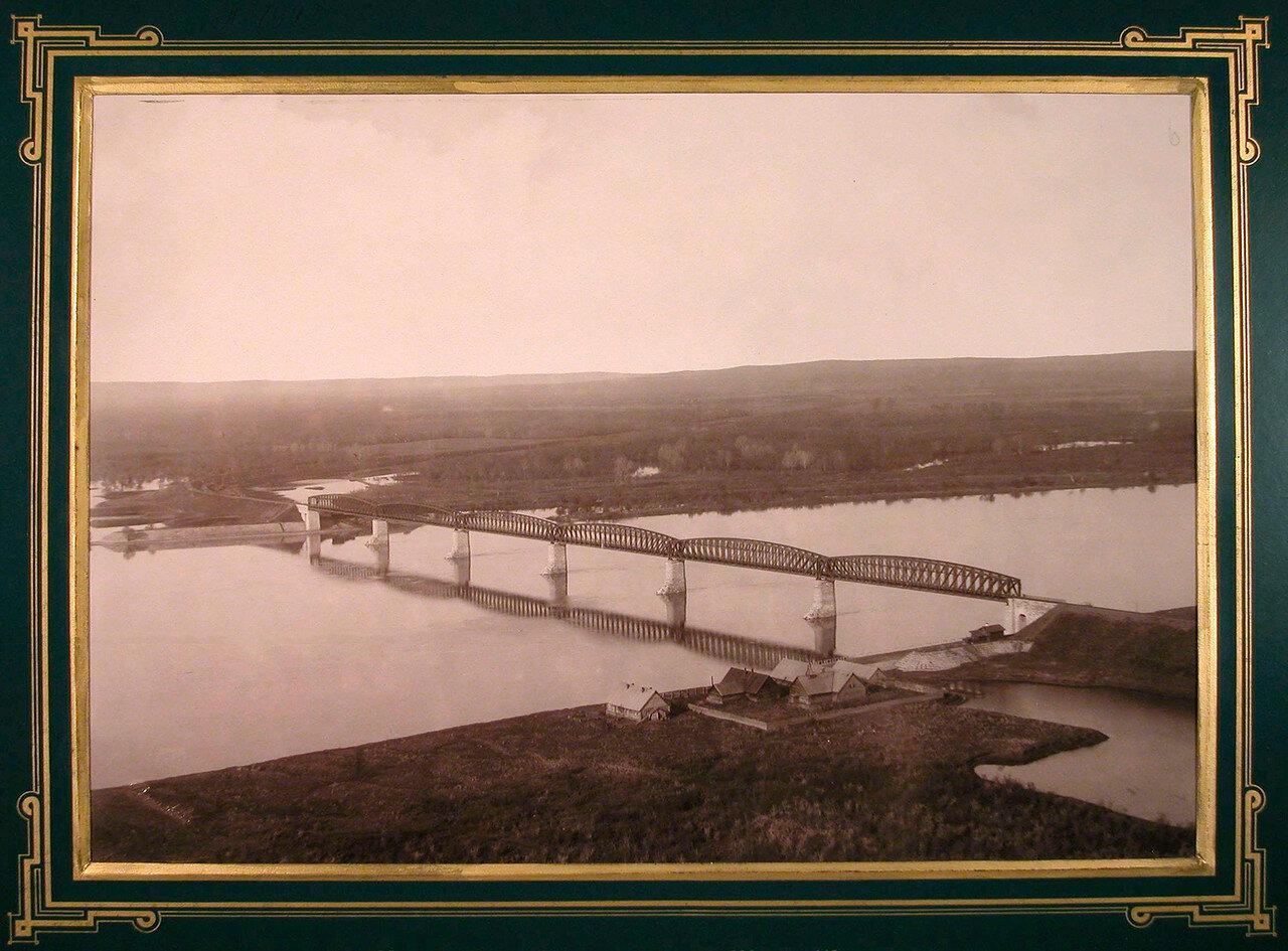 06. Вид моста через реку Белую на 448-й версте