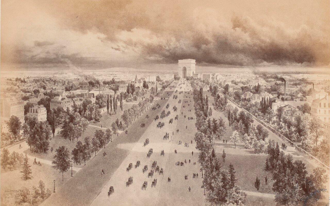 Авеню Булонского леса