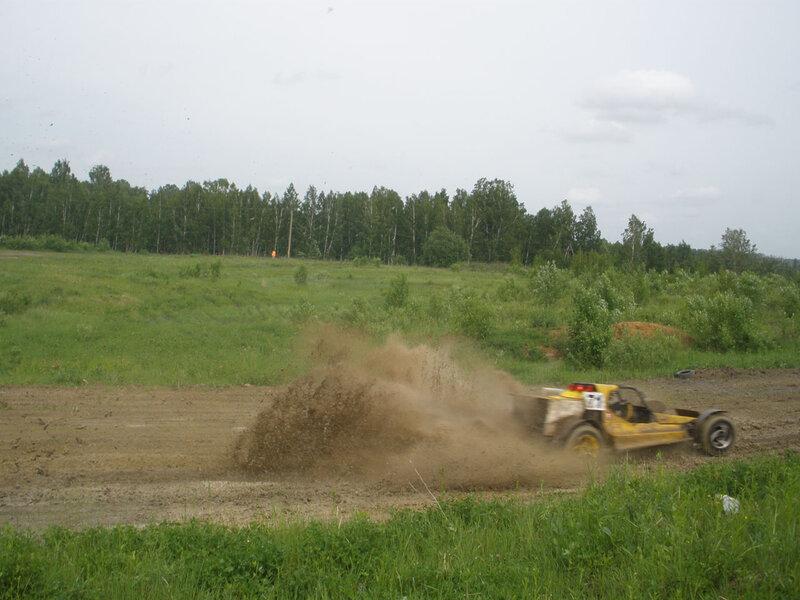Автокросс - Нарышкино 2013