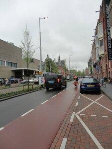 Дороги Амстердама