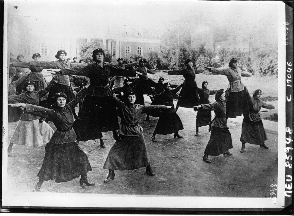 Советская Россия в годы революции