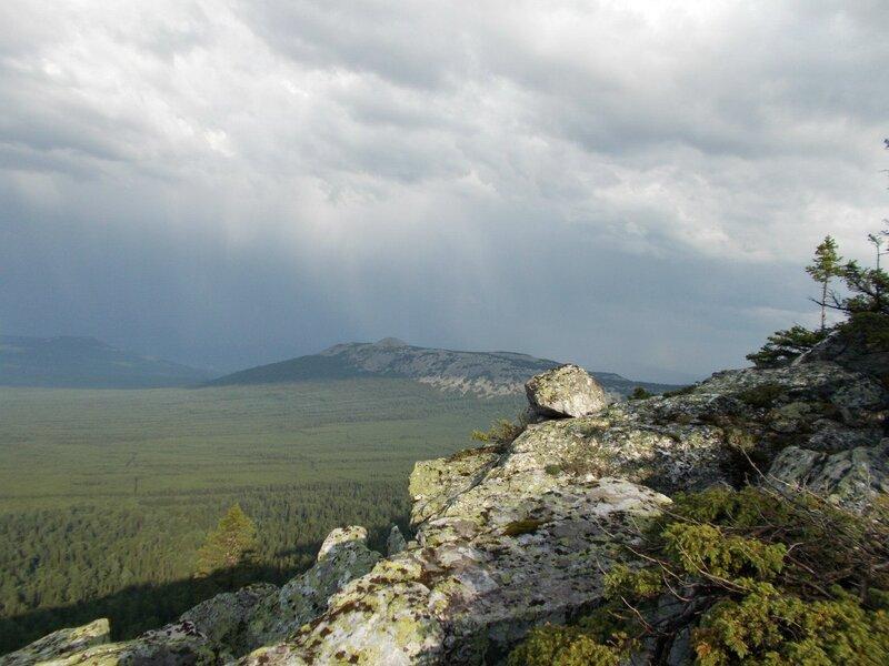 Хребет Большая Сука (23.07.2013)