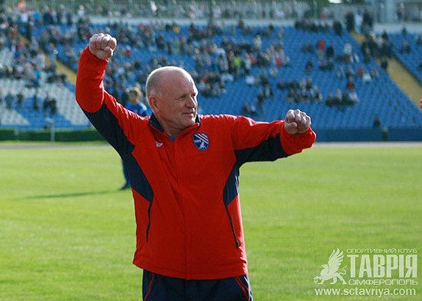 Тренер Александр Шудрик