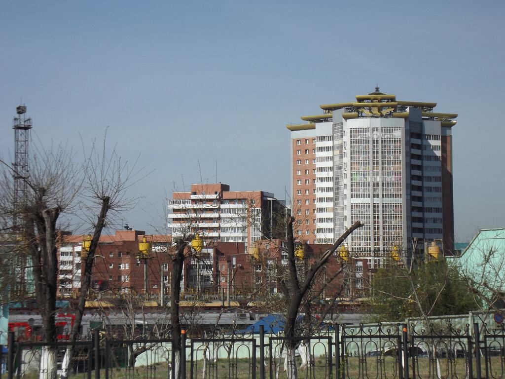 Улан-Удэ, города России