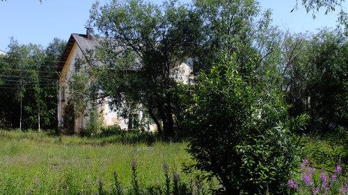 Фото города Инта №5154  Северо-западный угол Коммунистической 3 16.07.2013_12:24