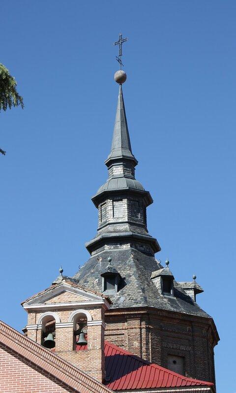 Мадрид. Церковь Сан-Андрес (Iglesia de San Andrés)