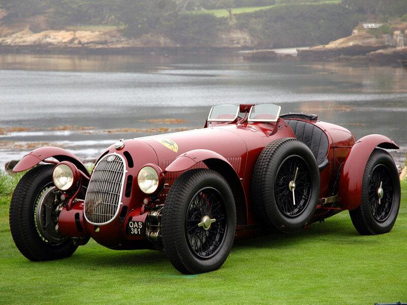 Alfa-Romeo-8C-2900A-Botticella-Spider-1936