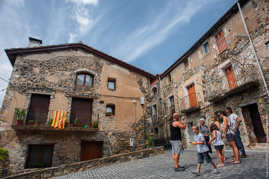 Кастельфульит де ла Рока, Испания