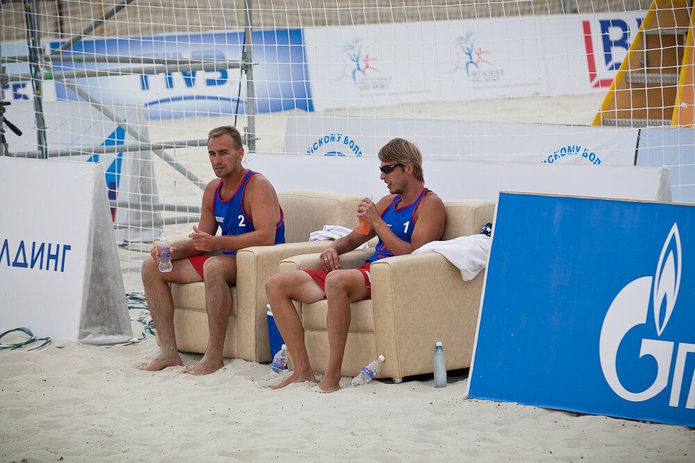 Волейбол пляжный в Анапе чемпионат России 2013