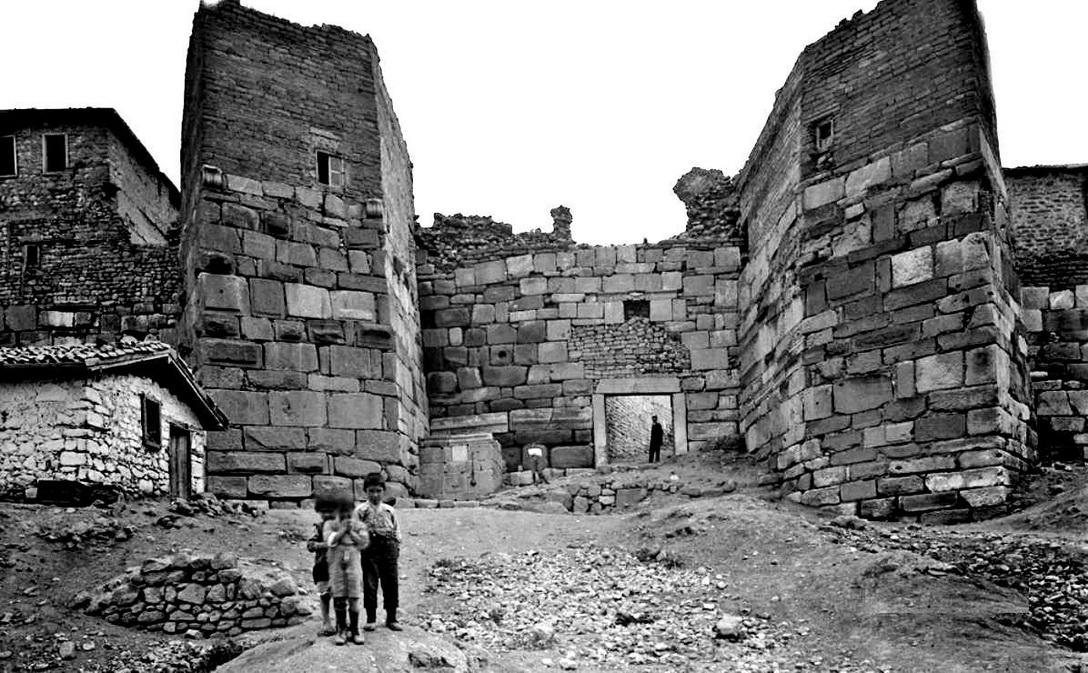 Анкара на старых фото