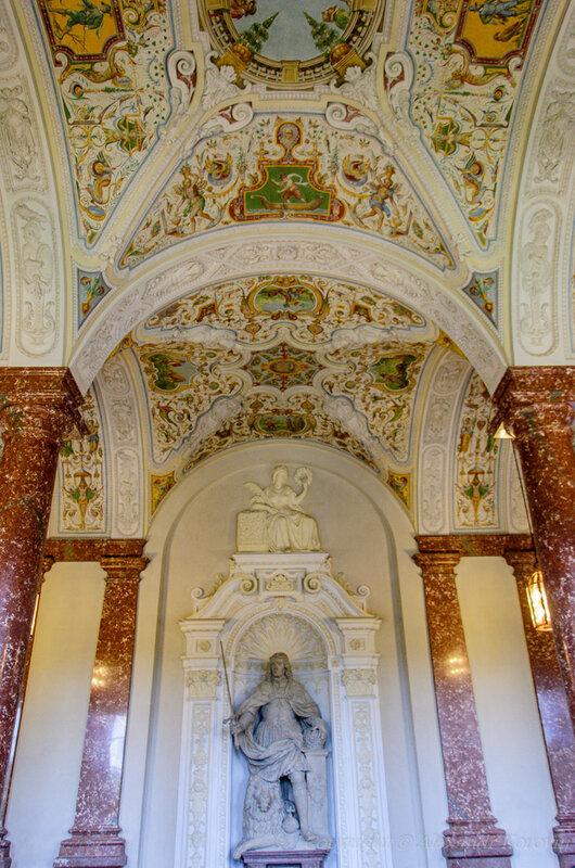 Резиденция, Мюнхен