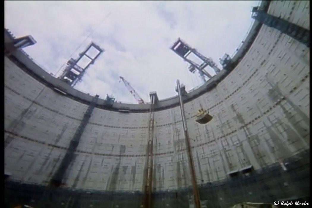 Как строили мост Акаши-Кайкё