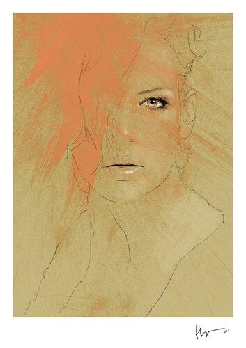 Флойд Грей – это псевдоним малазийского художника, модного иллюстратора Нг Чан Фуи.